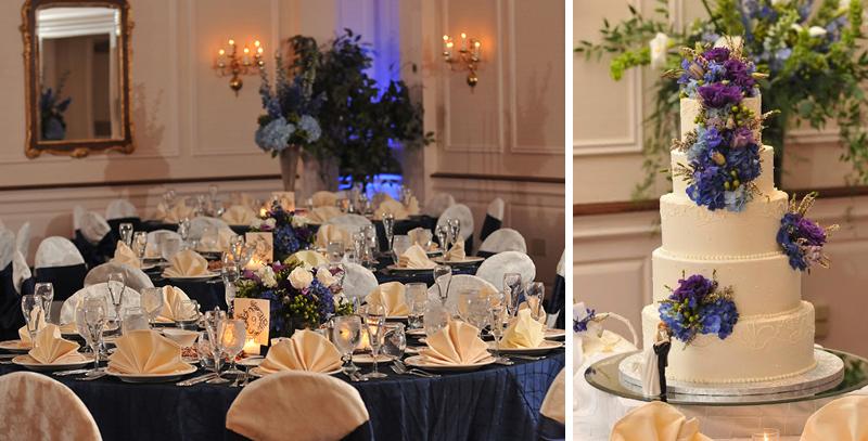 Wedding Reception Packages For The Desmond Malvern