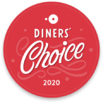 OpenTable Diner's Choice Award 2020